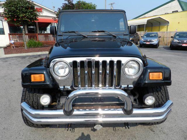 2004 Jeep Wrangler Sahara in Nashville, Tennessee 37211