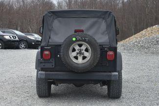 2004 Jeep Wrangler Sahara Naugatuck, Connecticut 3
