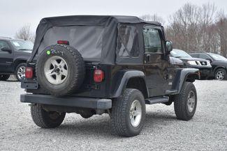 2004 Jeep Wrangler Sahara Naugatuck, Connecticut 4