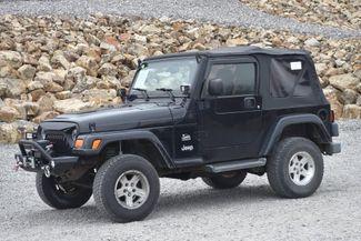 2004 Jeep Wrangler Sahara Naugatuck, Connecticut