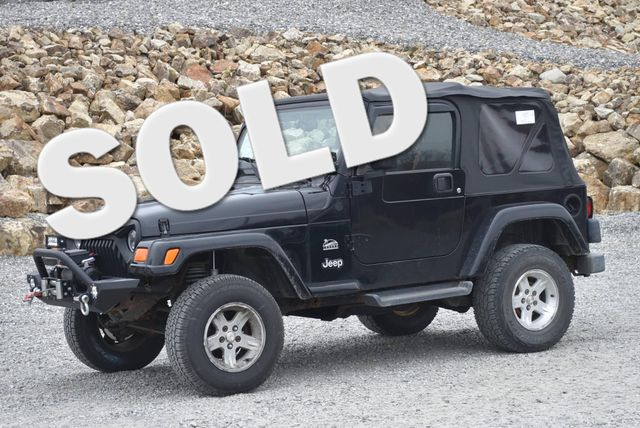 2004 Jeep Wrangler Sahara Naugatuck, Connecticut