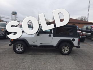 2004 Jeep Wrangler 4X4 Unlimited LJ Ontario, OH