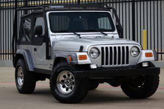 2004 Jeep Wrangler X* Auto Trans* 4x4* Soft Top* Only 117k Mi* EZ Fin | Plano, TX | Carrick's Autos in Plano TX