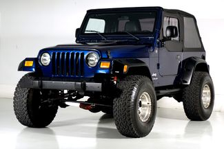 2004 Jeep Wrangler X* Manual* Soft top* 4x4* Only 111k* EZ Finance*** | Plano, TX | Carrick's Autos in Plano TX