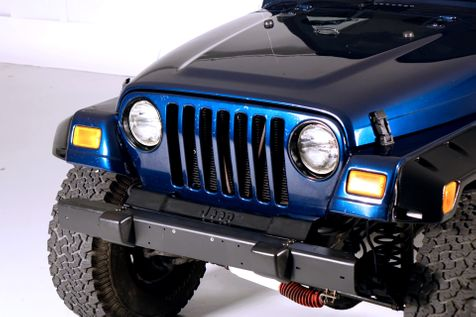 2004 Jeep Wrangler X* Manual* Soft top* 4x4* Only 111k* EZ Finance*** | Plano, TX | Carrick's Autos in Plano, TX