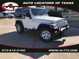2004 Jeep Wrangler Sport in Plano, TX 75093