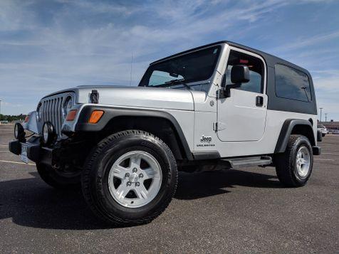 2004 Jeep Wrangler Unlimited 4X4 in , Colorado