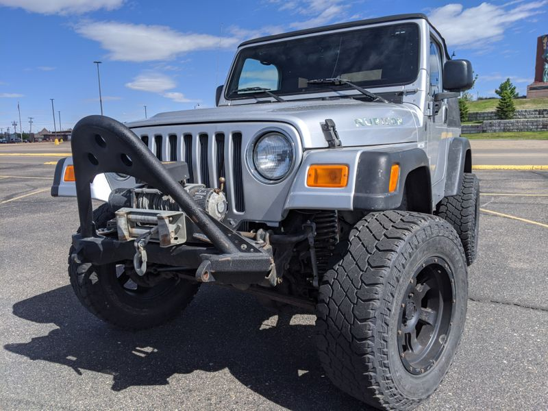 2004 Jeep Wrangler Lifted Rubicon 4X4  Fultons Used Cars Inc  in , Colorado