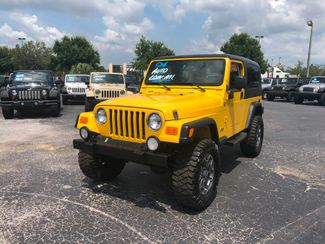 Superb ... 2004 Jeep Wrangler Unlimited Riverview, ...