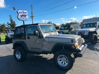 2004 Jeep Wrangler X Riverview, Florida 1