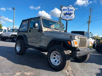 2004 Jeep Wrangler X Riverview, Florida