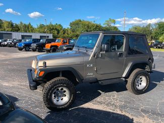 2004 Jeep Wrangler X Riverview, Florida 5