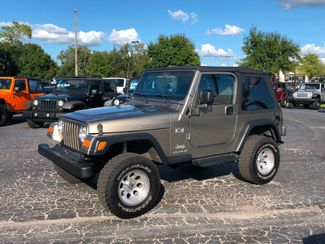 2004 Jeep Wrangler X Riverview, Florida 7