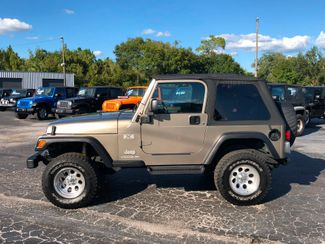 2004 Jeep Wrangler X Riverview, Florida 8
