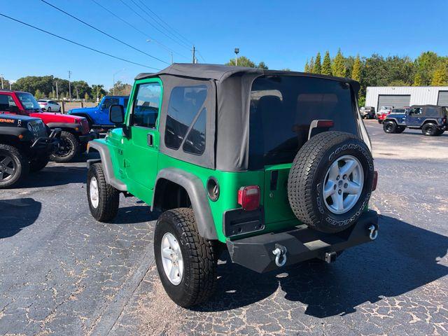 2004 Jeep Wrangler X Riverview, Florida 4
