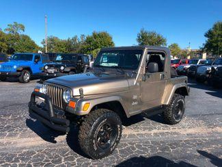 2004 Jeep Wrangler Sahara in Riverview, FL 33578