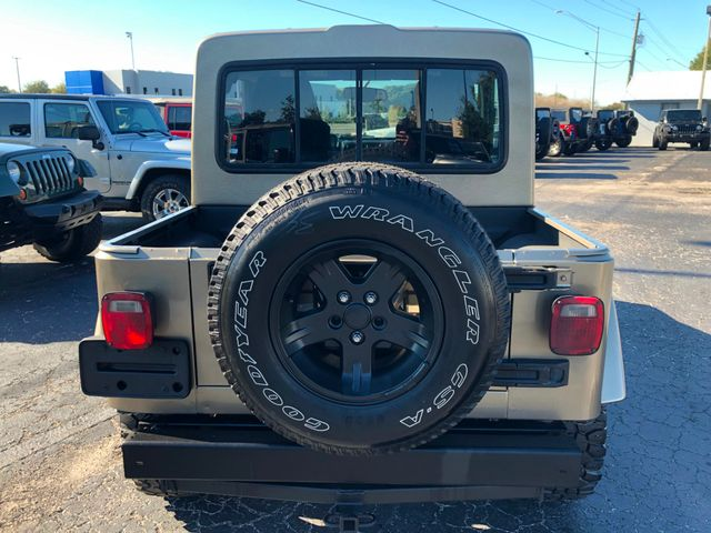 2004 Jeep Wrangler Sahara Riverview, Florida 4