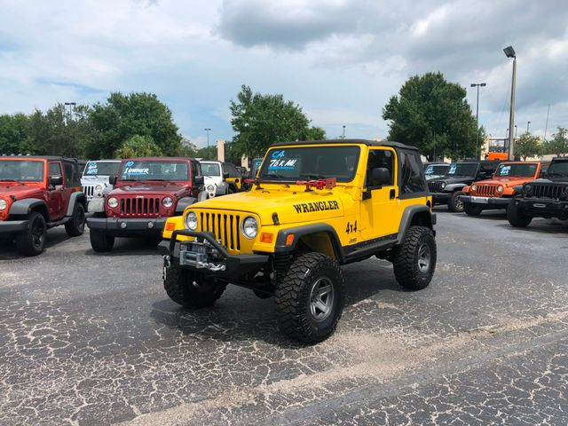 2004 Jeep Wrangler X in Riverview, FL 33578