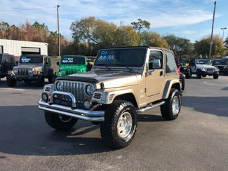 2004 Jeep Wrangler Sahara in Riverview, FL 33578