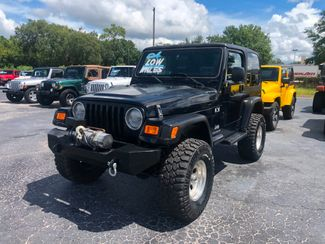 2004 Jeep Wrangler X in Riverview, FL 33578