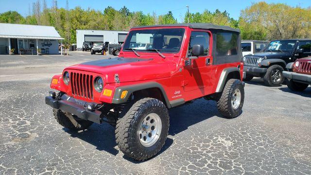 2004 Jeep Wrangler LJ Unlimited