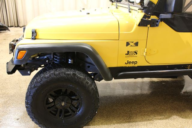 2004 Jeep Wrangler 4x4 Texas Jeep X in Roscoe, IL 61073