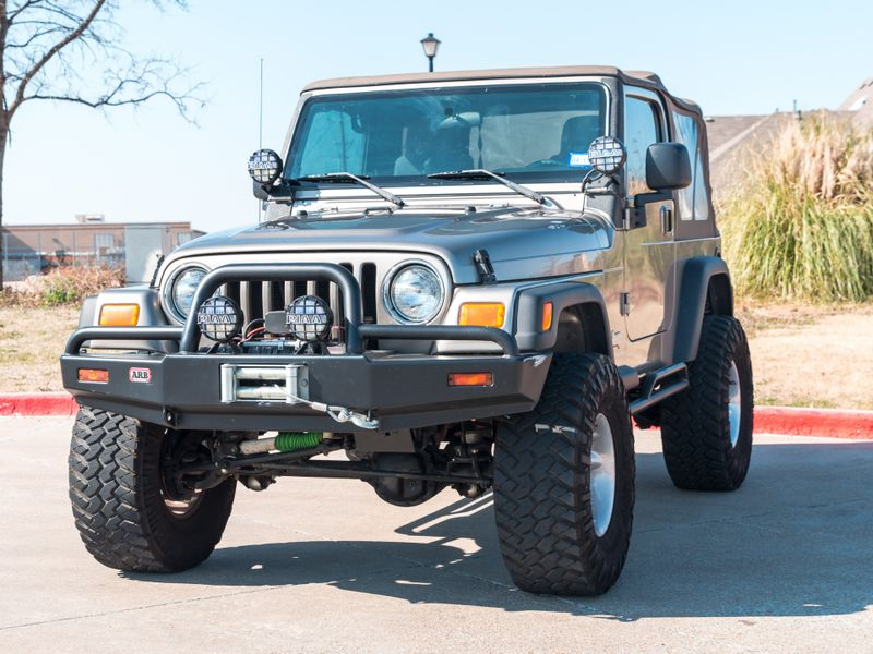 2004 Jeep Wrangler X in Rowlett, Texas