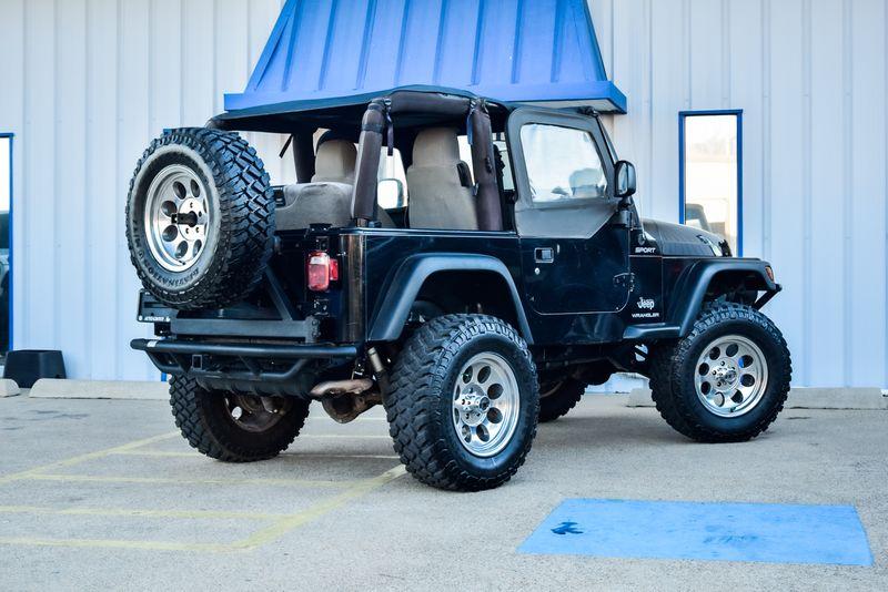 2004 Jeep Wrangler Sport in Rowlett, Texas