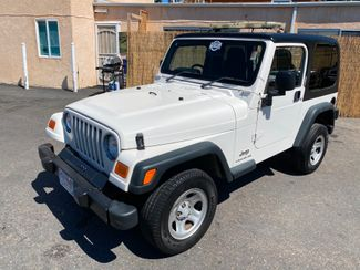 2004 Jeep Wrangler Sport Right Hand Drive in San Diego, CA 92110