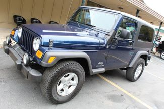 2004 Jeep Wrangler Unlimited  city PA  Carmix Auto Sales  in Shavertown, PA