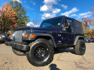 2004 Jeep Wrangler X in Sterling VA, 20166