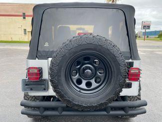 2004 Jeep Wrangler X MANUAL SOFTOP 4X4 40L 6CYL HALF DOORS   Florida  Bayshore Automotive   in , Florida