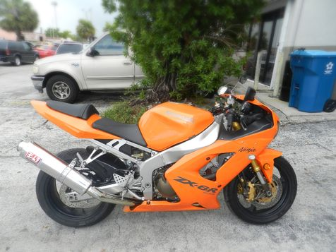 2004 Kawasaki ZX6R ZX6-R ZX6 GREAT CONDITION! MUST SEE! in Hollywood, Florida