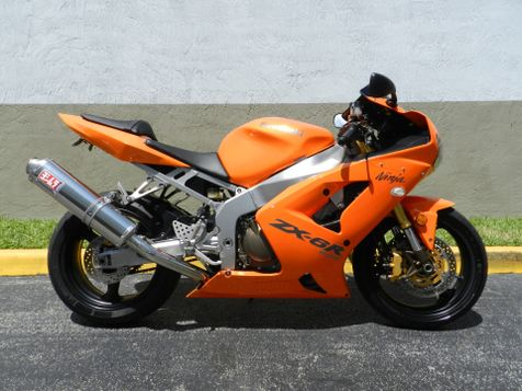 2004 Kawasaki ZX6R ZX6-R ZX6 GREAT CONDITION! MUST SEE! **30 DAY WARRANTY in Hollywood, Florida