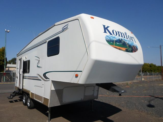 2004 Komfort 24FS Salem, Oregon