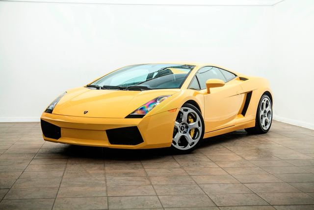2004 Lamborghini Gallardo Rare Gated 6-Speed in Addison, TX 75001