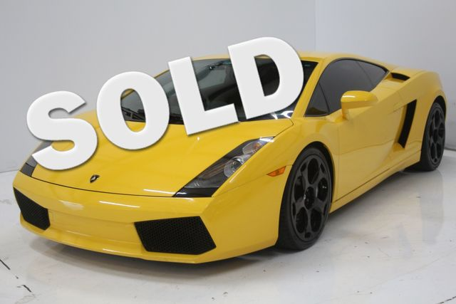 2004 Lamborghini Gallardo Houston, Texas 0