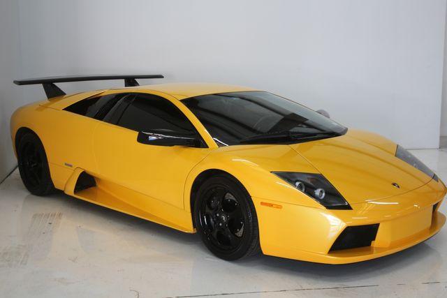 2004 Lamborghini Murcielago Houston, Texas 9