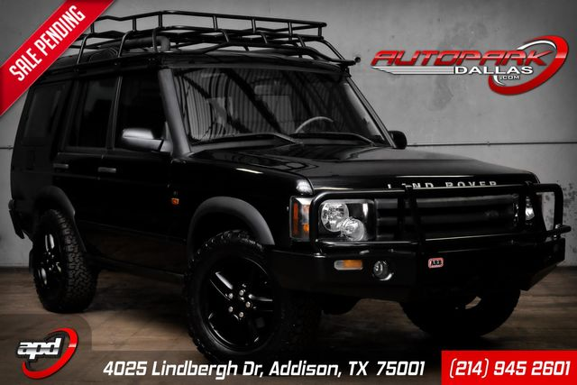 2004 Land Rover Discovery SE w/ upgrades