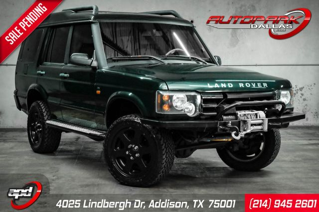 2004 Land Rover Discovery SE 1-Owner *LOW MILES*