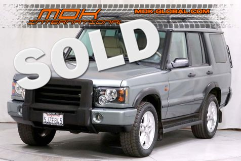 2004 Land Rover Discovery SE7 - 3rd row - Rear climate - Dual Sunroof in Los Angeles
