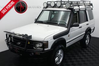 2004 Land Rover Discovery SE 79k V8 AUTO A/C BUILT in Statesville, NC 28677