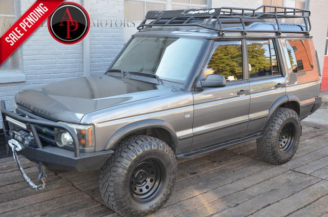 2004 Land Rover Discovery SE7 WINCH 4X4 BUILT