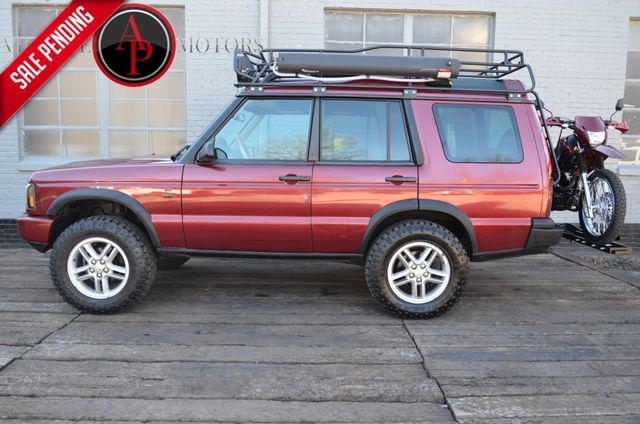 2004 Land Rover Discovery SE WITH ENDURO