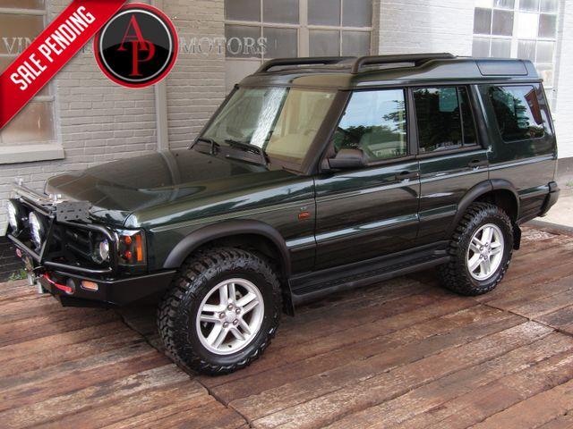 2004 Land Rover Discovery 4.6 V8 86k LIFTED