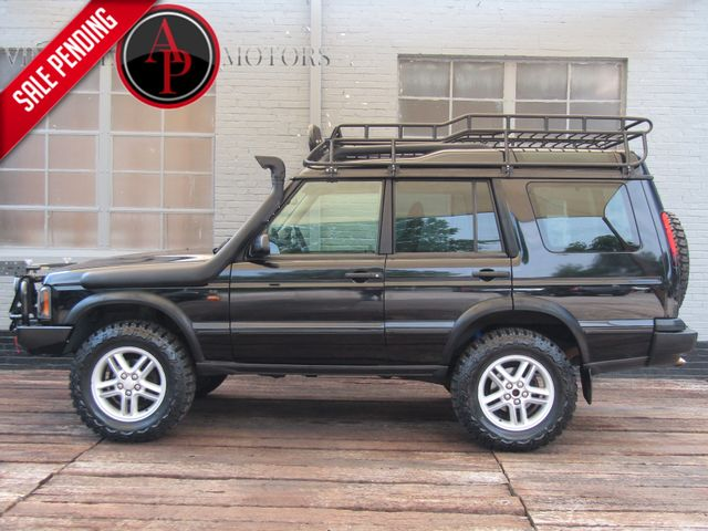 2004 Land Rover Discovery SE LIFTED CDL AC BUILT