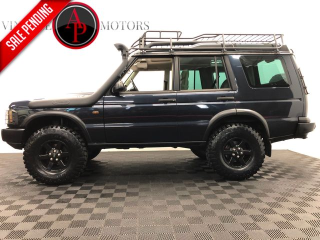 2004 Land Rover Discovery SD 70,616 MILES