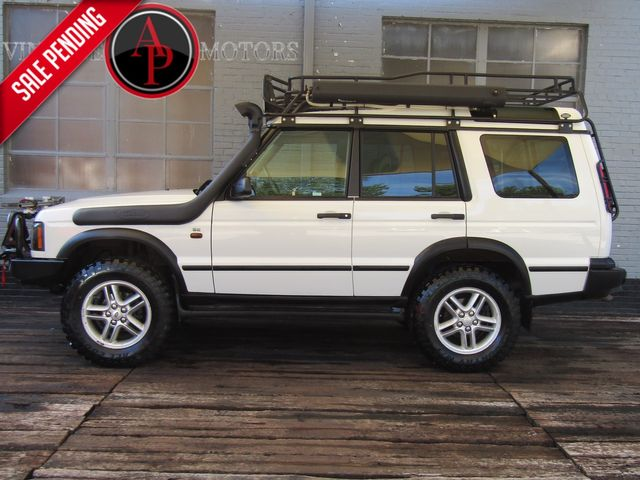 2004 Land Rover Discovery SE BUILT 79K