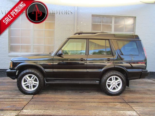 2004 Land Rover Discovery SE7 LIFTED HEATED SEATS