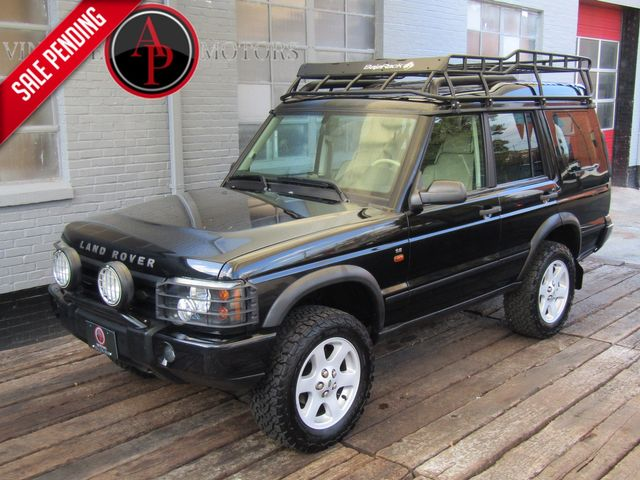 2004 Land Rover Discovery SE WITH NEW CRATE MOTOR